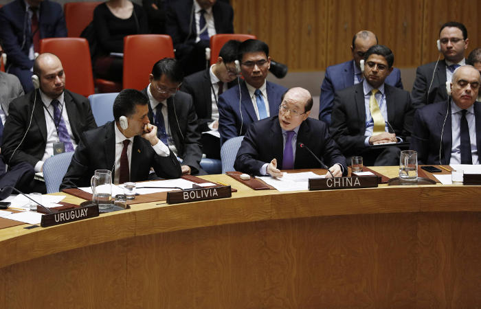 СБ ООН осудил пуски КНДР четырех баллистических ракет