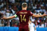 Василий Березуцкий взял паузу в играх за сборную России