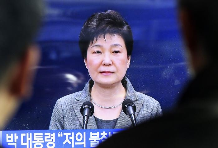 Конституционный Суд Южной Кореи признал законным импичмент президента