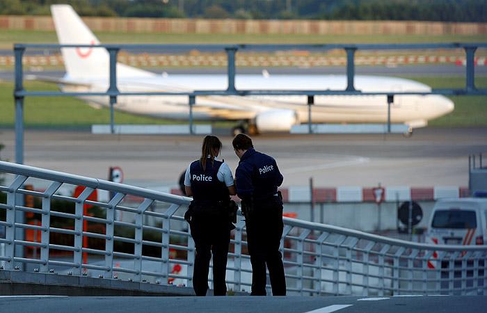 Милиция Бельгии обнародовала разговоры террористов, взорвавших аэропорт Брюсселя