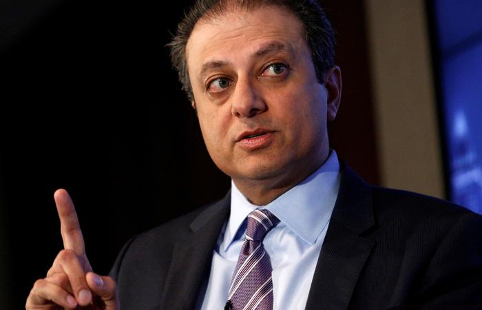 Минюст США уволил отказавшегося уйти в отставку прокурора Манхэттена
