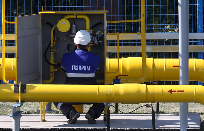 «Газпром» обещал решить вопрос реэкспорта в государствах ЕС