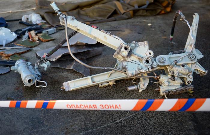 Крушение Ту-154 в Черном море объяснили странным поведением пилота