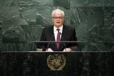 Специальное заседание Генассамблеи ООН в память о Чуркине пройдет 21 марта