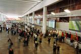 С Курского вокзала эвакуировали людей из-за сообщения об угрозе взрыва