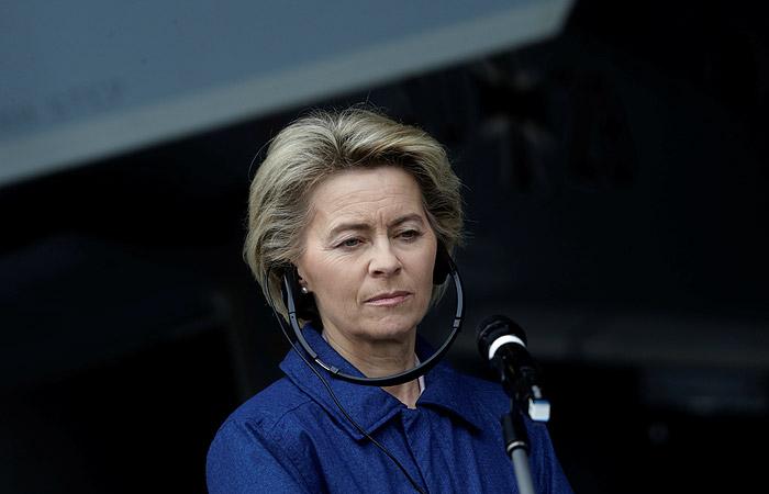 Минобороны Германии отвергло обвинения Трампа в долге Берлина перед США и НАТО