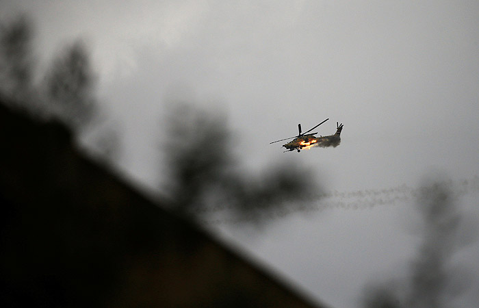 Иракская авиация уничтожила шестерых главарейИГ