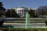 Неизвестный угрожал взорвать автомобиль у Белого дома в США
