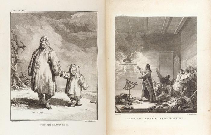 Запрещенная книжка XVIII века может уйти смолотка за3 млн руб.