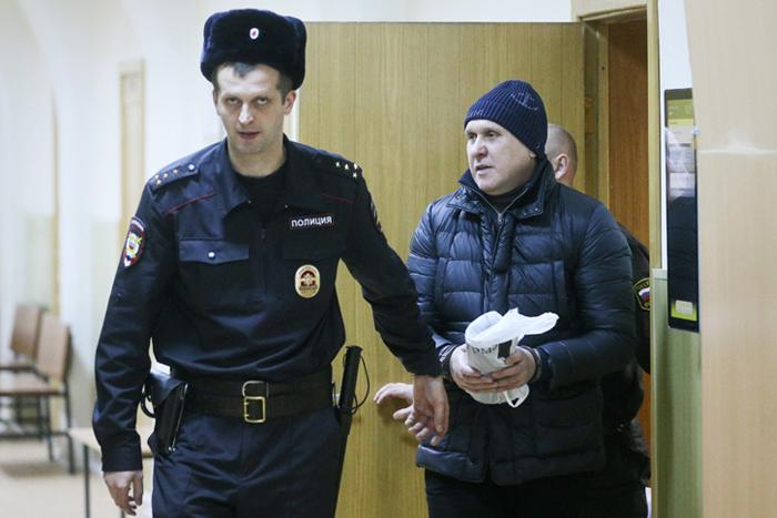 Прошлый  исполнительный руководитель  Роскосмоса найден мертвым вСИЗО
