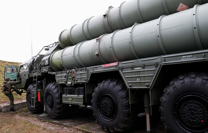 Российская Федерация отгрузила Китаю первые С-400 «Триумф»