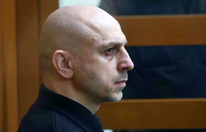 Суд приговорил соучастника теракта наДубровке к19 годам колонии