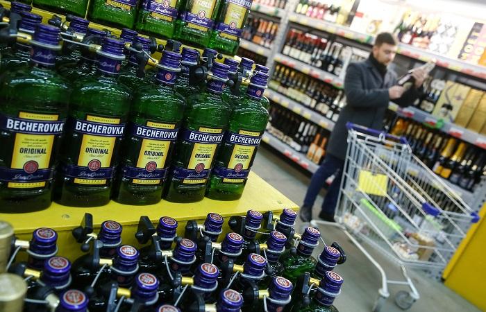 У русских импортеров алкоголя появились проблемы сполучением акцизных марок
