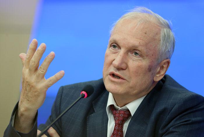 Вице-президент РАН Валерий Козлов назначен и.о. главы академии