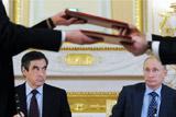 Песков опроверг организацию Фийоном платных встреч с Владимиром Путиным