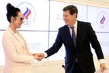 ОКР и ZASPORT подписали соглашение о создании новой формы для сборной РФ