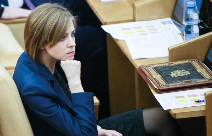 Поклонская попросила МВД проверить высказывания режиссера Учителя