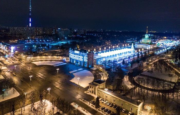 Компания Геннадия Тимченко реконструирует ресторан «Золотой колос» наВДНХ