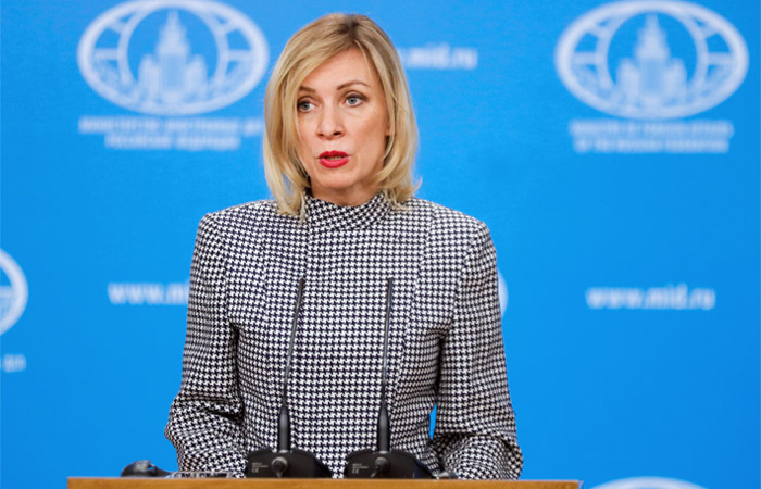 Захарова: РФ выражает сожаления родственникам погибших встолице Англии