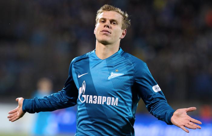 Футболиста Александра Кокорина лишили водительских прав заезду повстречке