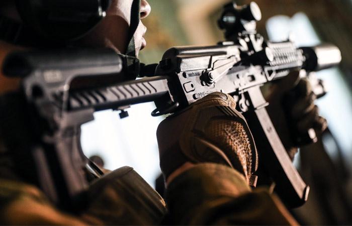 В Чечне убиты шесть напавших на воинскую часть Росгвардии бандитов