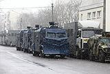 Милиция перекрыла место предполагаемого начала акции оппозиции в Минске
