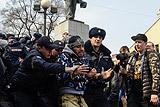 Акции оппозиции прошли на Дальнем Востоке и в Сибири