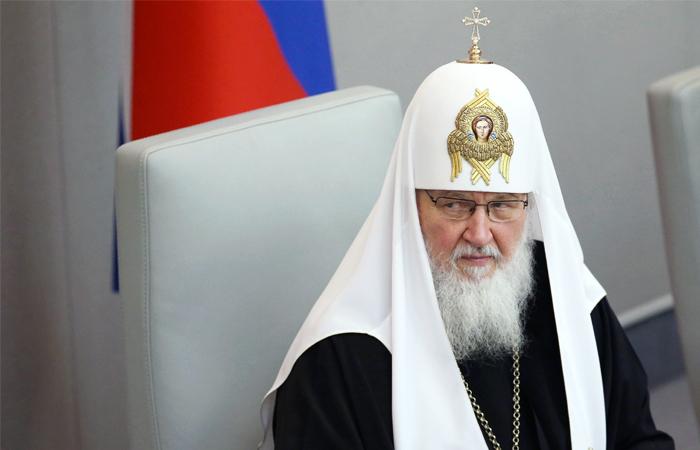 Патриарх Кирилл нашел виноватых в революции 1917 года