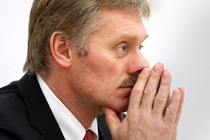 Песков заинтересовался взаимосвязью низкой явки на выборы с протестной активностью