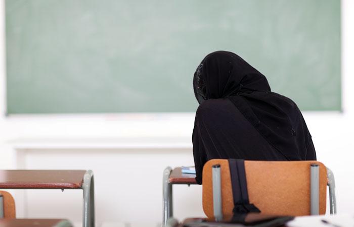 Парламент Чечни разрешил местным школьницам носить хиджабы