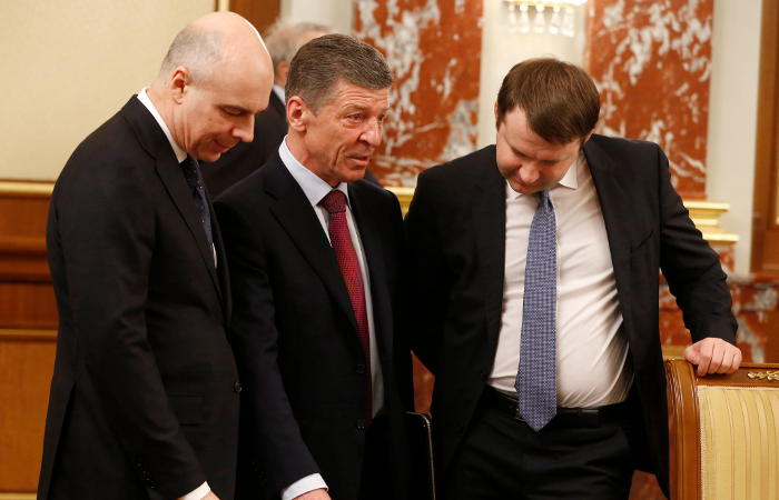 Fitch отметило двойное снижение инфляции в РФ