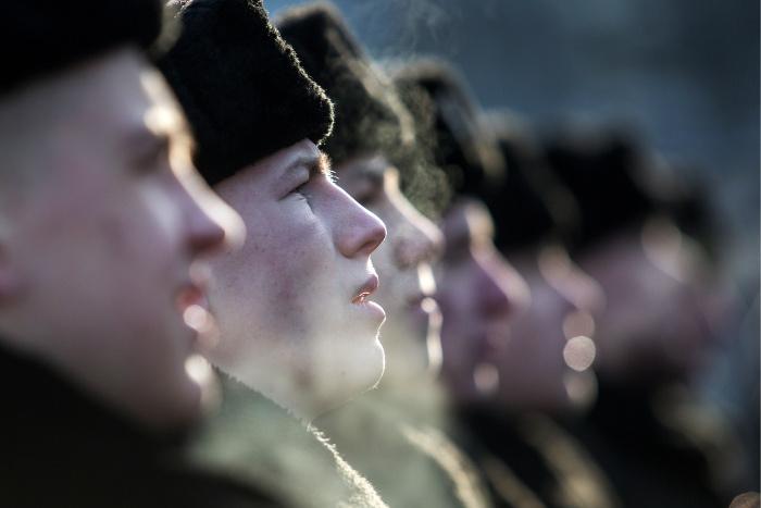 Весенний призыв в армию уменьшится на 10 тыс. человек по сравнению с 2016 годом