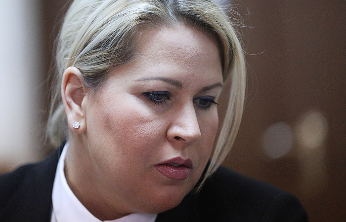 Евгении Васильевой вернули имущество, арестованное поделу «Оборонсервиса»