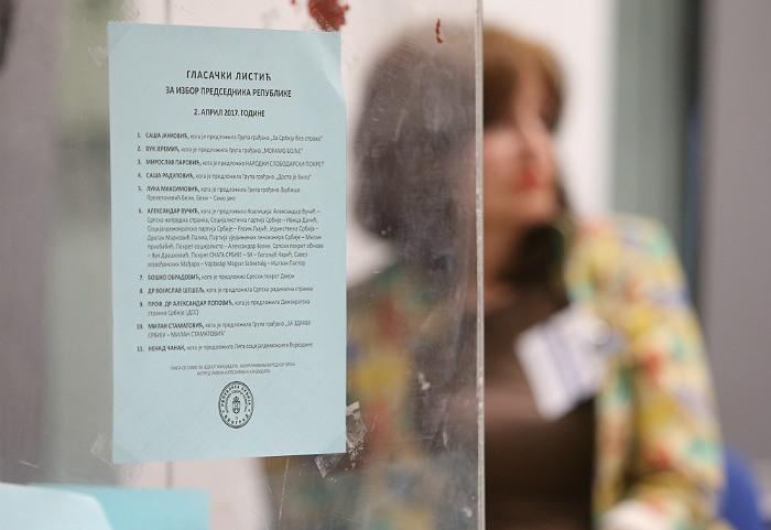 В Сербии стартовали президентские выборы