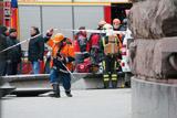 Обезвреженная в петербургском метро бомба была начинена поражающими элементами
