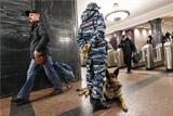 В московском метро усилили досмотр пассажиров