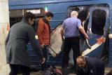 Теракт в петербургском метро: рассказ очевидца