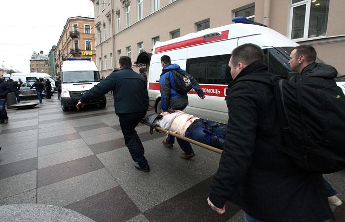 Взрыв в метро Петербурга. Обобщение