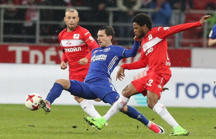 «Спартак» вырвал победу занесколько секунд доконца матча с«Оренбургом»