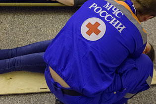 Взрыв в метро Петербурга