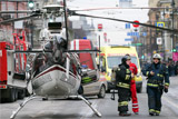 Власти Петербурга подтвердили гибель 10 человек в результате взрыва в метро