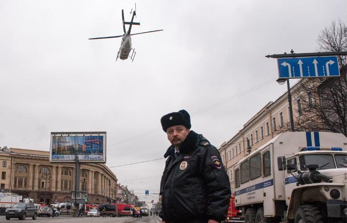Взрыв впетербургском метро выполнил смертник, его личность установлена