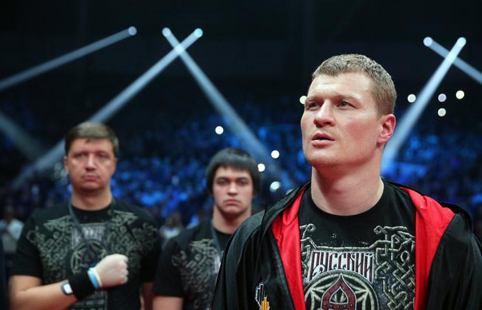 Следующий бой Александра Поветкина состоится 1июля