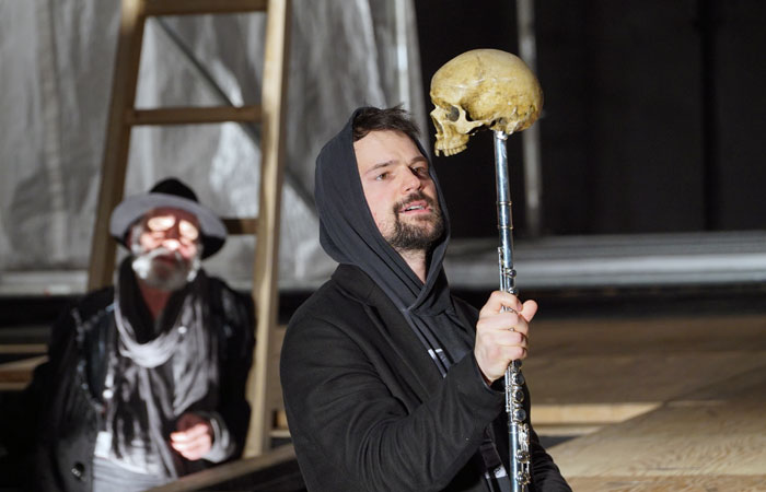 """""""Гамлет"""" по Додину: все уйдут, а я останусь"""