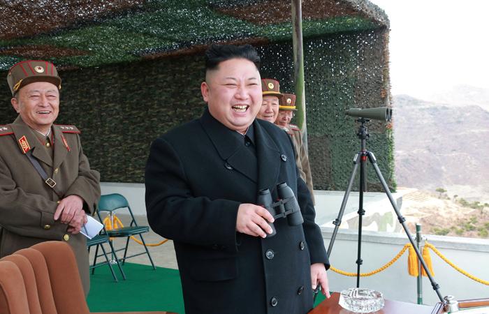 Военные США назвали предполагаемый тип запущенной КНДР ракеты