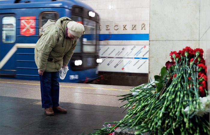 Опознаны все погибшие в результате теракта в петербургском метро