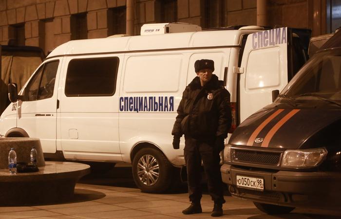 Тела погибших вПетербурге начали выдавать родственникам
