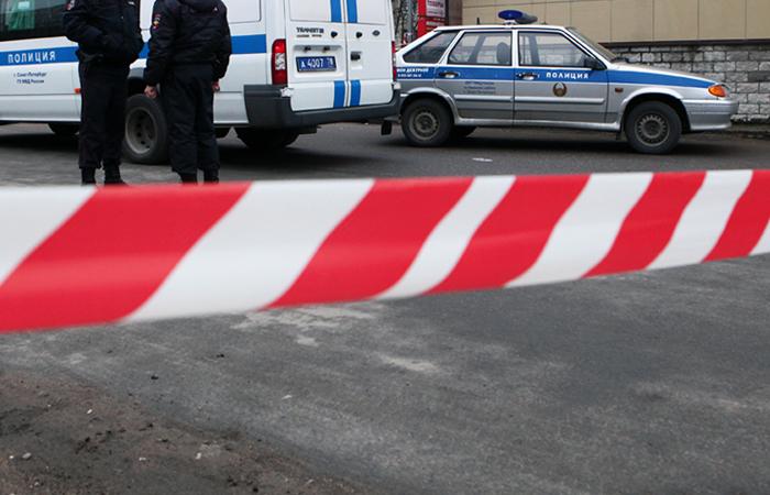 Сообщения очевидцев о взрыве в доме в Петербурге не подтвердились