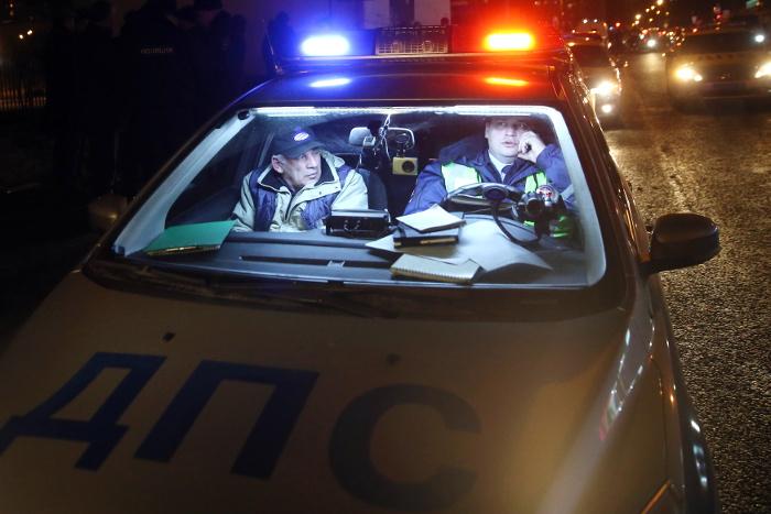 Шофёр автобуса, попавшего вДТП под Рязанью, мог уснуть зарулем