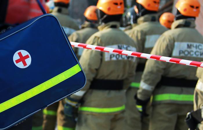 Причиной ЧП в жилом доме в Петербурге стал взрыв бытового газа